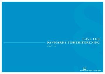 love for danmarks fiskeriforening - WebKontrol V.5 | Bakuri A/S