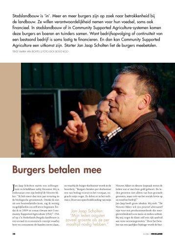 Burgers betalen mee - Vwg.net