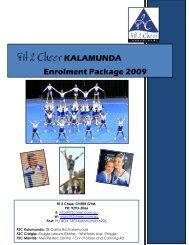 F2C KALA Enrolment Package.pdf - Fit 2 Cheer