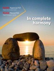 In complete harmony - Kodak