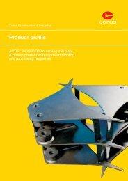 Product profile - Tata Steel