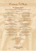 À La Carte - Kama Sutra Restaurant Group - Page 7