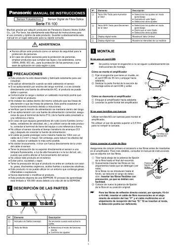 INSTRUCCIONES DE SEGURIDA