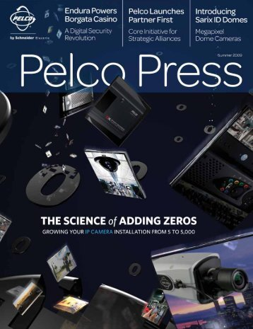 Download Entire Issue (PDF file, 9.84 MB) - Pelco