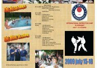 international instructor camp in hungary july 15-18 2009.