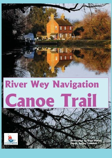 River Wey Navigation - Canoe England