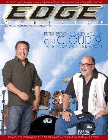 on cloud 9 - Drum Workshop