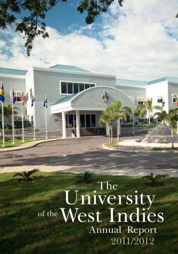 University of theWest Indies - Open Campus - Uwi.edu
