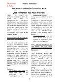 Alberts Schnauzer - Albert Schweitzer Schule - Seite 4
