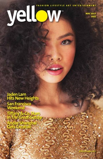 past issue - Yellow Magazine