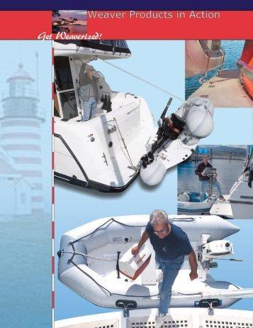 Weaver Hoist/Leaver - aqua services