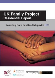 UK Family Project - Waverley Care
