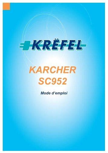 KARCHER SC952