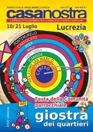 scarica PDF (8,88 MB) - Parrocchia Sant'Apollinare Lucrezia