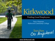 Kirkwood Community College - Iowa Beef Center