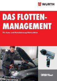 Flottenmanagement für Auto- und Nutzfahrzeug-Werkstätten - Würth
