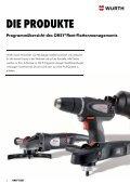 Flottenmanagement für Auto- und Nutzfahrzeug-Werkstätten - Würth - Seite 6