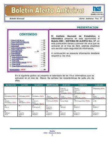CONTENIDO - ONGEI