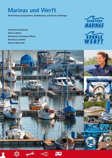 Marinas und Werft - Kuhnle Werft