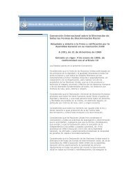 Convención Internacional sobre la Eliminación de todas las Formas ...