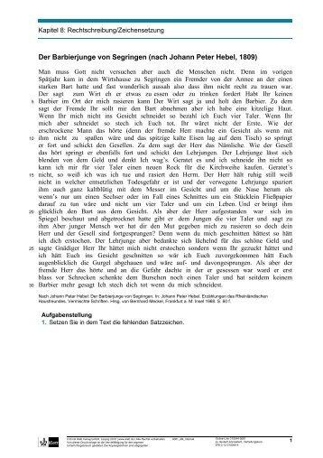 Arbeitsblatt Zur Neuen Rechtschreibung Groß- Und Kleinschreibung