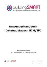 Anwenderhandbuch Datenaustausch BIM/IFC - Data Design System ...