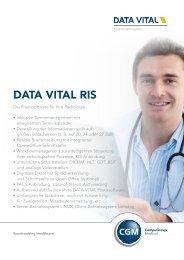 DV Radiologie - Data Vital