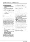 Gebrauchsanleitung Kaffeemaschine CM2062ST - Baur - Seite 4