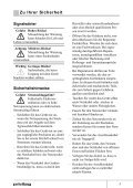 Gebrauchsanleitung Kaffeemaschine CM2062ST - Baur - Seite 5