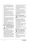 Gebrauchsanleitung Kaffeemaschine CM2062ST - Baur - Seite 6