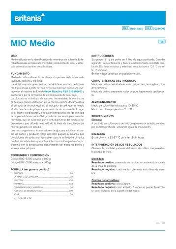MIO Medio