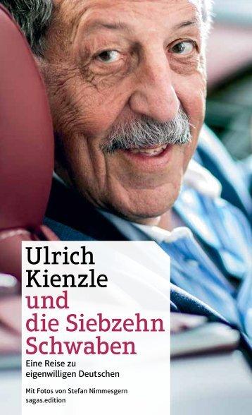 Leseprobe - Ulrich Kienzle und die Siebzehn Schwaben