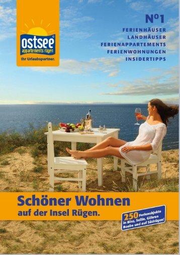 Urlaub auf Rügen   Ostseeappartements Rügen