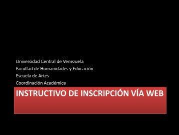 Diapositiva 1 - Universidad Central de Venezuela