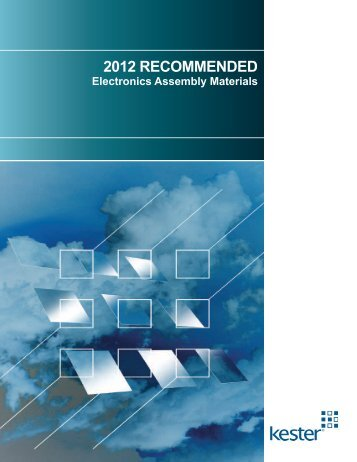 2012 RECOMMENDED - NTE Electronics
