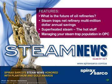 2012 January - Spirax Sarco