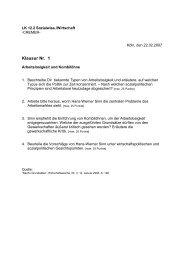 LK Klausur 1 12/2 - Sw-cremer.de