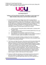 (Governance and Information (Wales) Bill FEHE 3 - Senedd ...