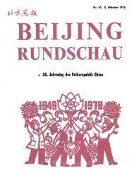 28. September 1979 - Beijing Rundschau
