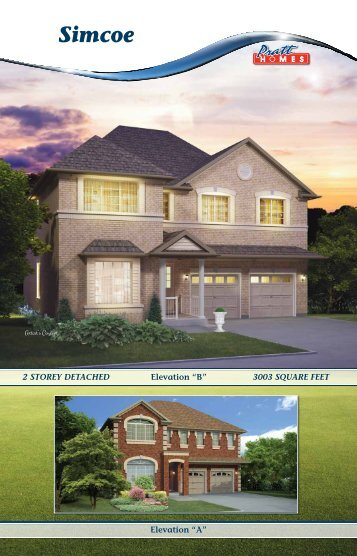 Simcoe - Pratt New Homes Innisfil