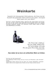 Weinkarte - Ap-backoffice.ch