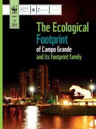The Ecological Footprint of Campo Grande - Global Footprint Network