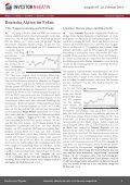 Das Investor Magazin - Ausgabe 65 - Seite 3