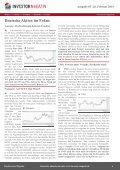 Das Investor Magazin - Ausgabe 65 - Seite 4
