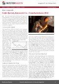 Das Investor Magazin - Ausgabe 65 - Seite 5