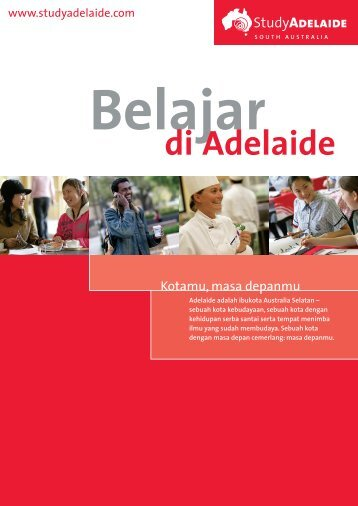 di Adelaide - Study Adelaide