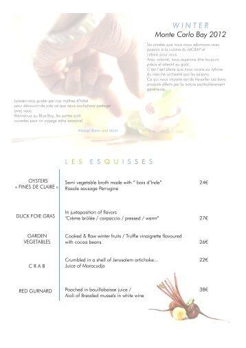 carte HIVER ANGLAIS 2012 [Mode de ... - Monte-Carlo SBM