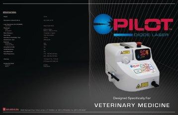 Designed Specifically For VETERINARY MEDICINE