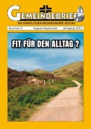 Ökumenisches Gemeinde- & Kindergartenfest  - Evangelische ...