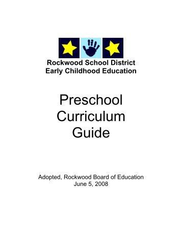 curriculum guide essay